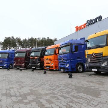 Warszawski TruckStore ma nową siedzibę