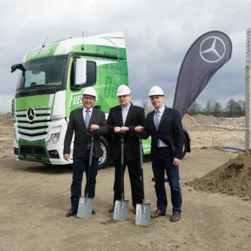 Nowa inwestycja Mercedes-Benz w Polsce
