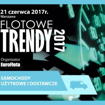 Samochody użytkowe i dostawcze tematem konferencji FLOTOWE TRENDY 2017
