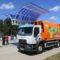 Pierwszy sprzedany w Polsce Renault Trucks CNG zasilił flotę PGK Śrem