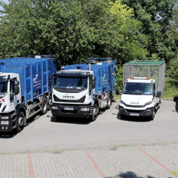 Kolejne pojazdy Iveco dla FCC Environment