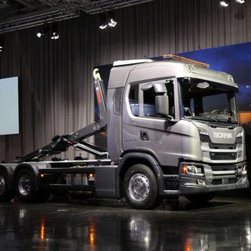 Nowe pojazdy Scania dla budownictwa i ciężkiego transportu komunalnego