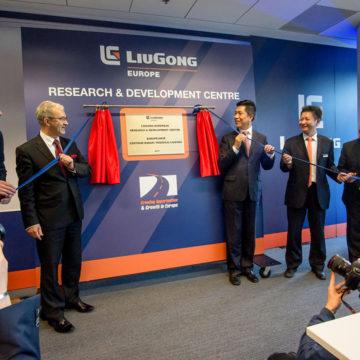 Inwestycje LiuGong w Polsce