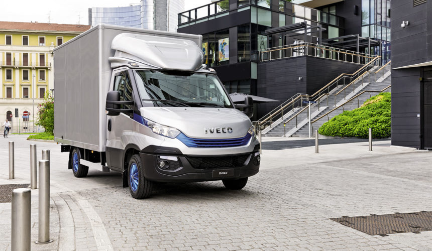 "Iveco Daily Blue Power zdobywcą tytułu ""International Van of the Year 2018"""