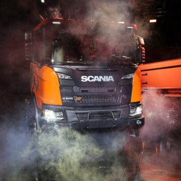 Pojazdy Scania nowej generacji