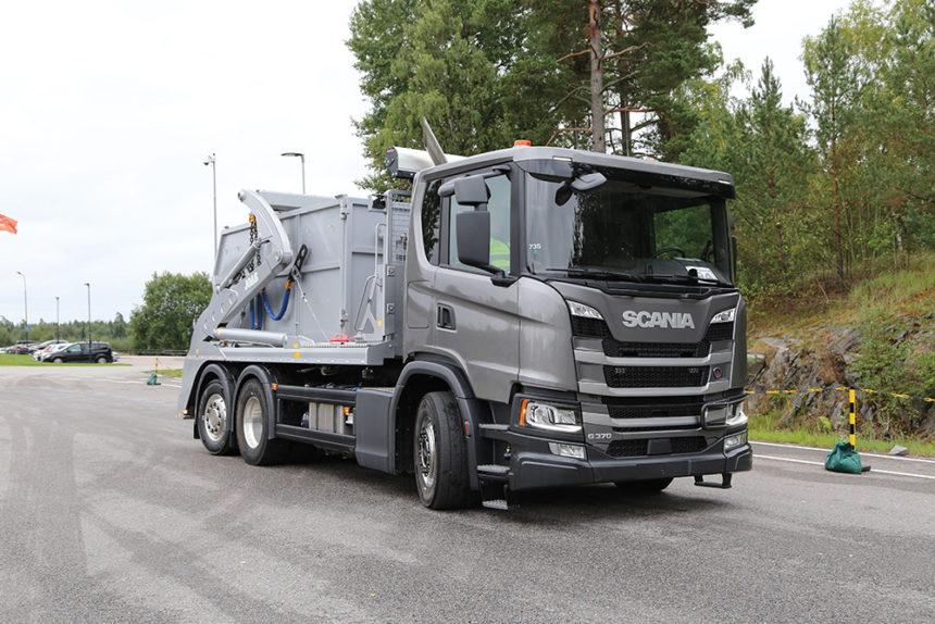Drugi etap odsłony pojazdów Scania nowej generacji
