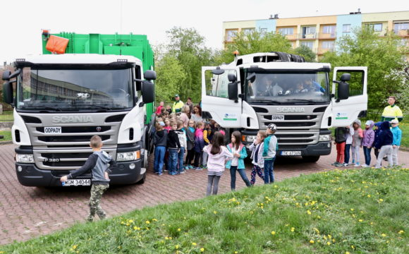 Nowe pojazdy dla ENERIS Surowce w Kielcach