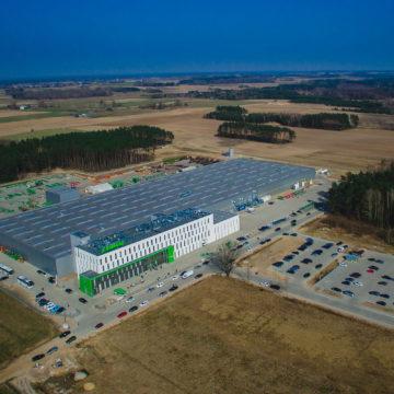 SaMasz otworzył nową fabrykę