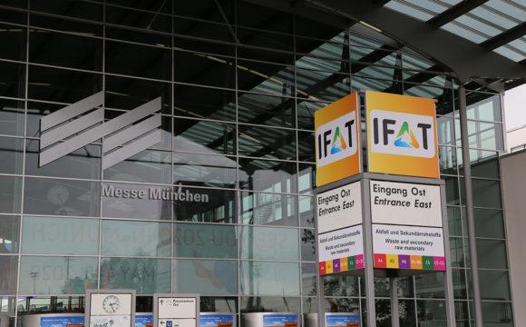 Trwają targi IFAT