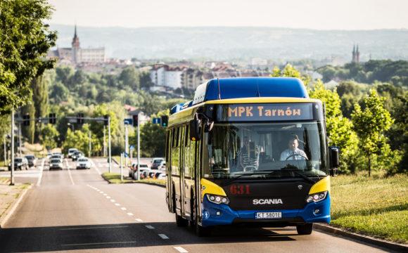 Tarnów rozwija transport niskoemisyjny
