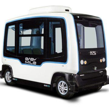 Ślimacze tempo autonomicznych autobusów