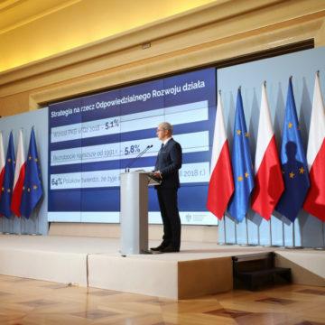 Rusza program rozwoju dróg lokalnych
