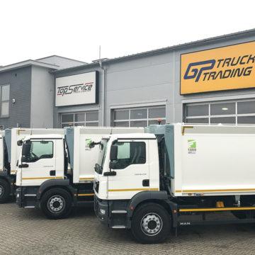 GP Truck Trading –większa oferta, nowe możliwości