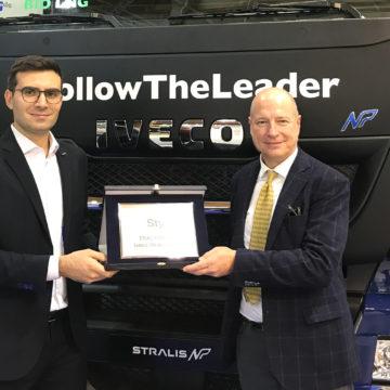 "Tytuł ""Sustainable Truck of the Year 2019"" dla ciągnika siodłowego Iveco Stralis NP 460"