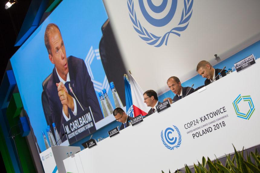 Scania na szczycie klimatycznym w Katowicach