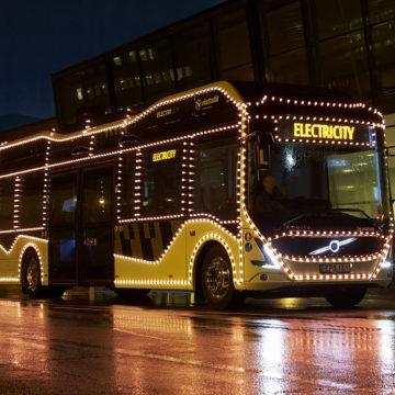 Drugie życie baterii autobusów elektrycznych