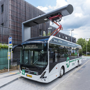 Ekologiczne autobusy Volvo na Warsaw Bus Expo