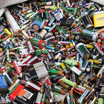 Zadowalający poziom zbierania zużytych baterii i akumulatorów przenośnych