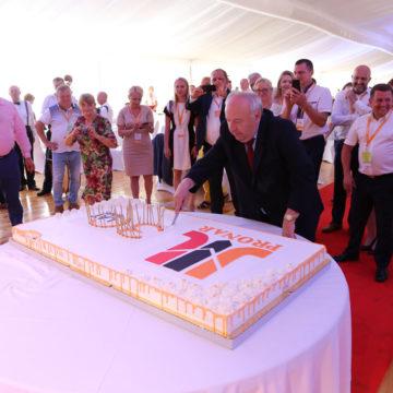 Huczne obchody jubileuszu Pronar