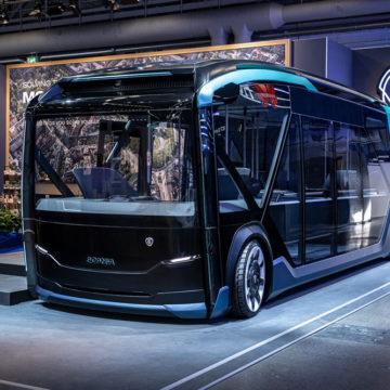 Scania NXT – autobus, ciężarówka a może śmieciarka?