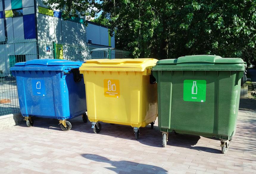 Dane GUS: wzrasta ilość zebranych odpadów komunalnych