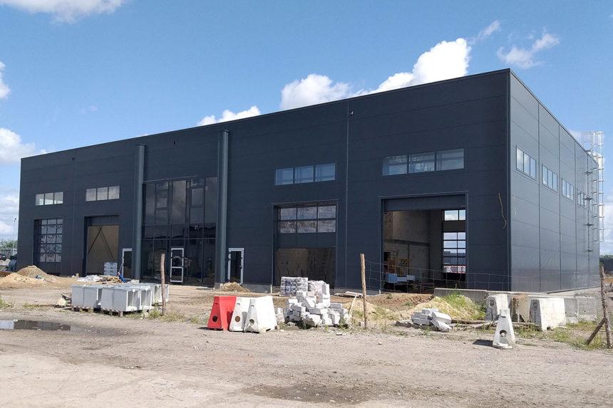 Coraz bliżej do otwarcia nowego serwisu Scania w Toruniu
