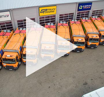 GP Truck dla MPO Warszawa