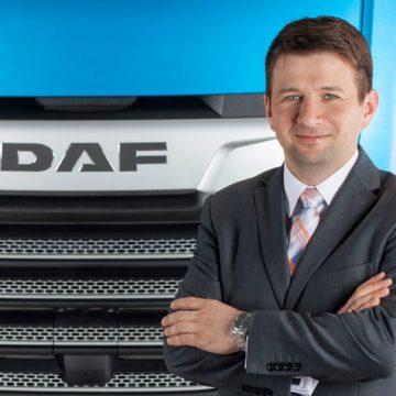 Mariusz Piszczek nowym dyrektorem zarządzającym DAF Trucks Polska