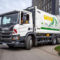 Śmieciarki Scania CNG we wrocławskich Krzykach