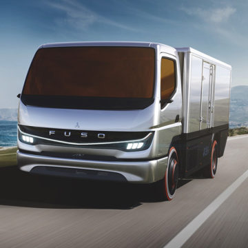 Elektryczna przyszłość Daimler Trucks & Buses