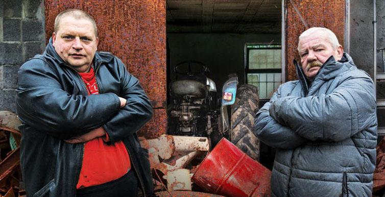 Marek i Edek na targach EKOTECH w Kielcach