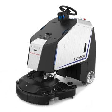 Autonomiczne maszyny czyszczące w ofercie Kastell