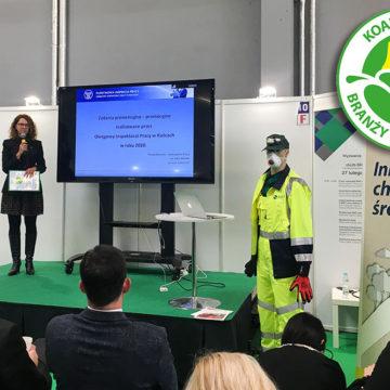 Pierwsza konferencja służb BHP branży komunalnej
