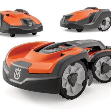 Trzy ważne zalety robotów koszących Automower