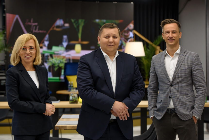 Nowy zarząd Grupy MTP