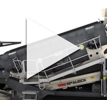 Terex Ecotec TRS 550