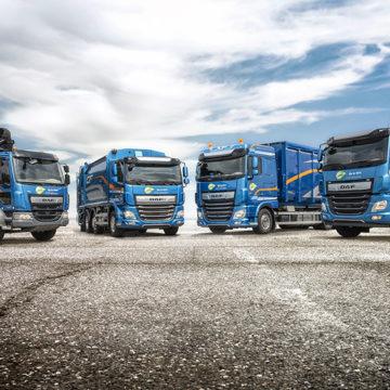 """DAF Trucks wprowadza program """"Ready To Go"""""""