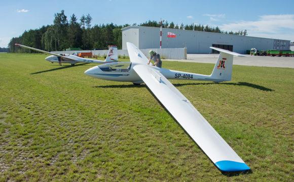 Naucz się latać w OSL Pronar!