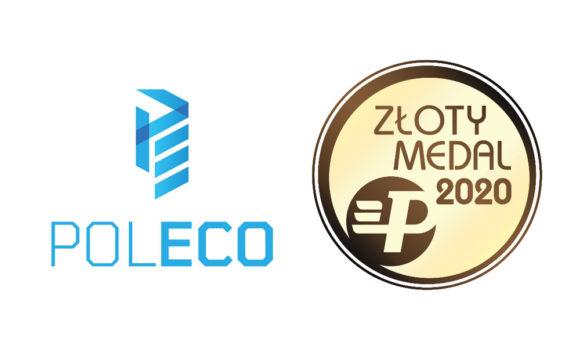 Złote Medale targów POLECO 2020 przyznane