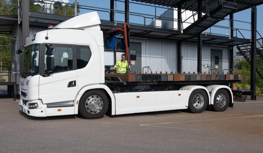 Scania buduje laboratorium akumulatorów
