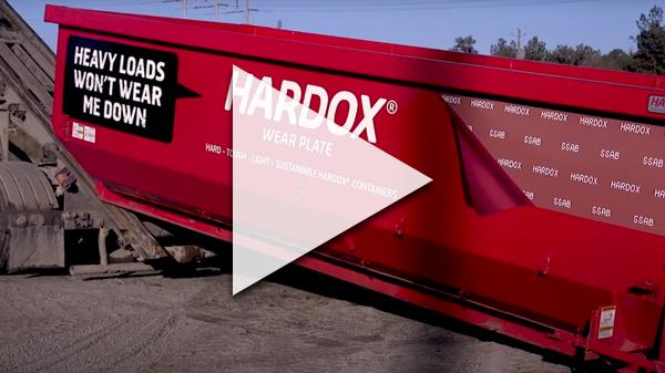 SSAB HARDOX 450