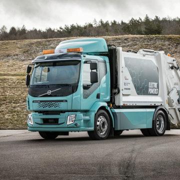 Volvo Trucks Polska wprowadza elektryczne ciężarówki
