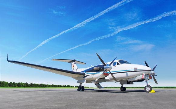 Kolejny samolot biznesowy we flocie Pronar